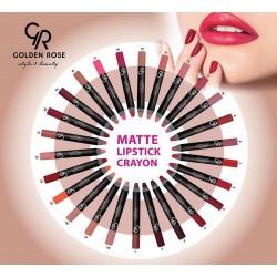 Lūpų pieštukas GR Matte Lipstick Crayon