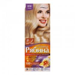 Dažomasis plaukų kremas Acme Color Rebina 010, Šviesi