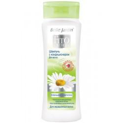 """Plaukų šampūnas ir balzamas su ramunėlių ekstraktu ir keratinu BJ """"Fito Energia"""""""