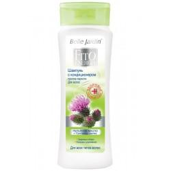 """Plaukų šampūnas ir balzamas nuo pleiskanų su varnalėšų aliejumi ir šilko baltymais BJ """"Fito Energia"""""""