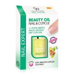 Nagų ir odelių aliejus GR Nail Expert Beauty Oil