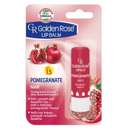 "Lūpų balzamas GR ""Pomegranate SPF 15"""
