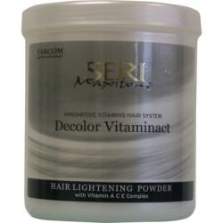 """Plaukų šviesinimo milteliai su vitaminų A, C, E kompleksu """"Farcom Seri Vitaminact"""""""
