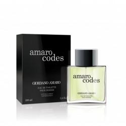 Tualetinis vanduo vyrams GA Amaro Codes Men 003