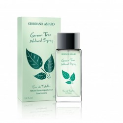 Tualetinis vanduo moterims GA Green Tree Natural Spray 109