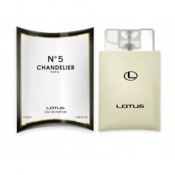 Parfumuotas vanduo moterims Lotus No5 Chandelier Paris 040