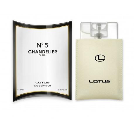 Tualetinis vanduo moterims Lotus No5 Chandelier Paris 040