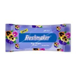 """Drėgnos kišeninės našlaičių aromato servetėlės Fulya """"Freshmaker"""""""
