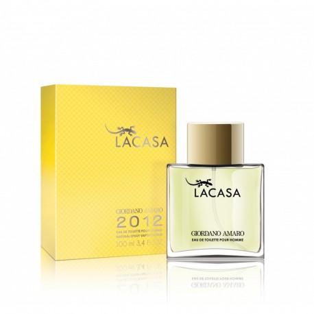 Tualetinis vanduo vyrams GA Lacasa  2012 Yellow 161