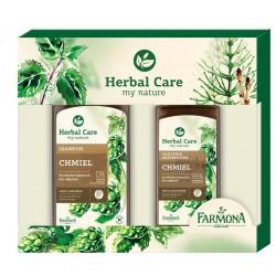 Plaukų šampūno ir purškiamojo plaukų balzamo rinkinys Farmona Herbal Care