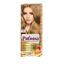 Dažomasis plaukų kremas Acme Color Rebina  012, Šviesiai rusva