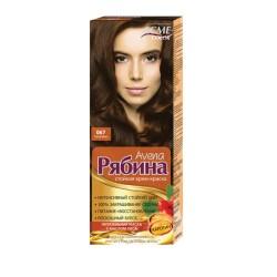 Dažomasis plaukų kremas Acme Color Rebina 067, Kapučinas