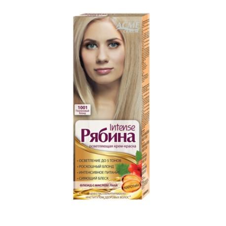 Dažomasis plaukų kremas Acme Color Rebina, 1001 šviesi su platininiu atspalviu