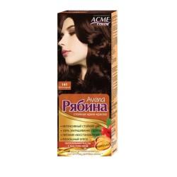 Dažomasis plaukų kremas Acme Color Rebina 141, Šokoladas