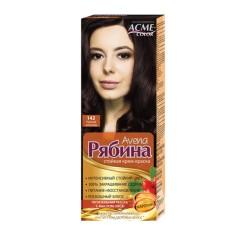 Dažomasis plaukų kremas Acme Color Rebina, 142 Tamsus šokoladas