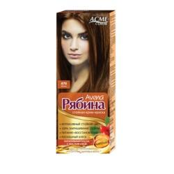 Dažomasis plaukų kremas Acme Color Rebina, 470 Mocha