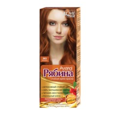 Dažomasis plaukų kremas Acme Color Rebina, 583 migdolas