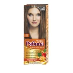 Dažomasis plaukų kremas Acme Color Rebina, 670 alksnis