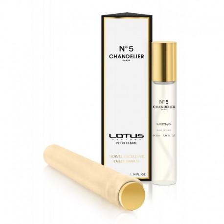Parfumuotas vanduo moterims Lotus No.5 Chandelier, 33ml